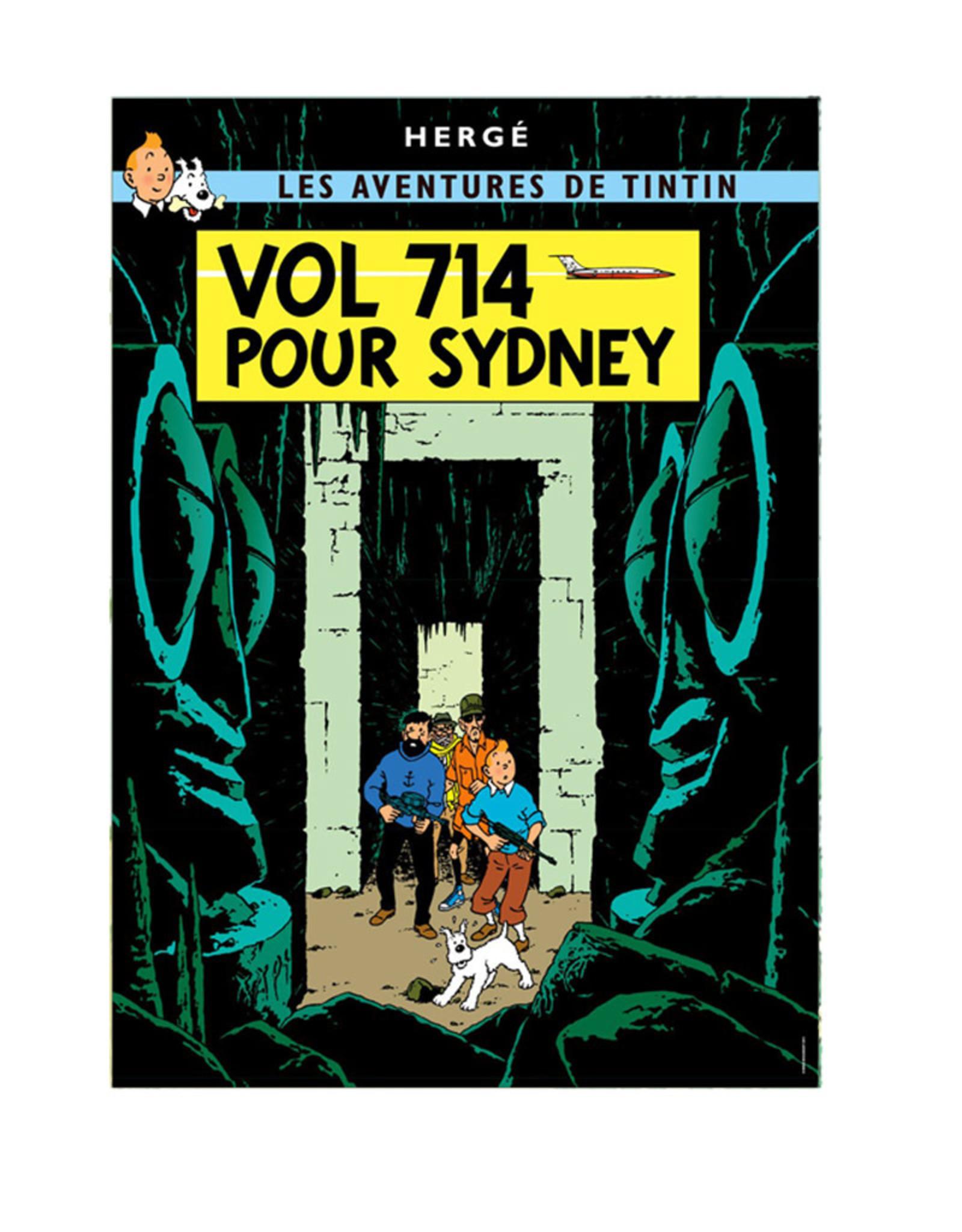 Tintin Tintin ( BD #22 ) Vol 714 pour Sydney