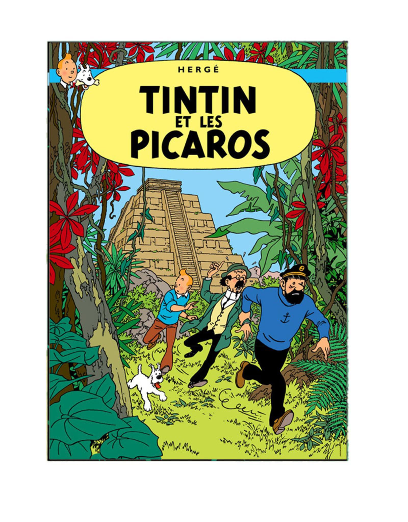 Tintin Tintin ( BD #23 ) Tintin et les Picaros