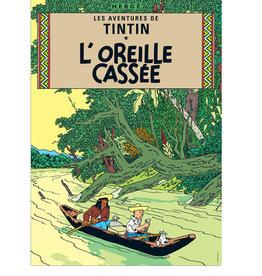 Tintin Tintin ( BD #6 ) L'oreille cassée