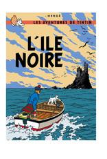 Tintin Tintin ( BD #7 ) L'ile noire