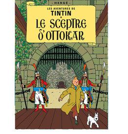 Tintin Tintin ( BD #8 ) Le sceptre d'ottokar
