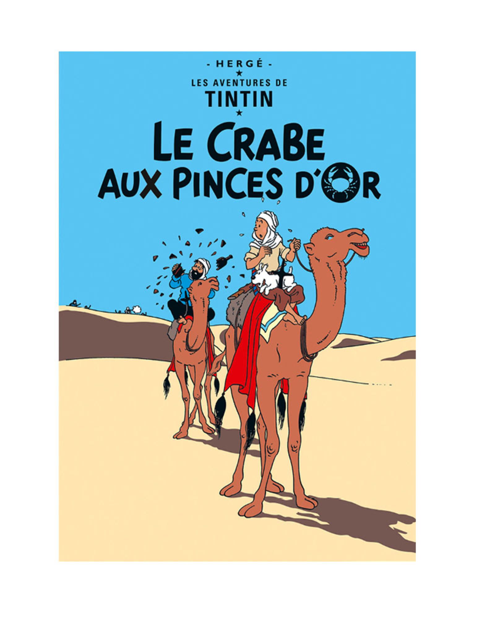 Tintin Tintin ( BD #9 ) Le crabe aux pinces d'or