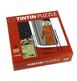 Tintin Tintin ( Casse-tête 30 morceaux )