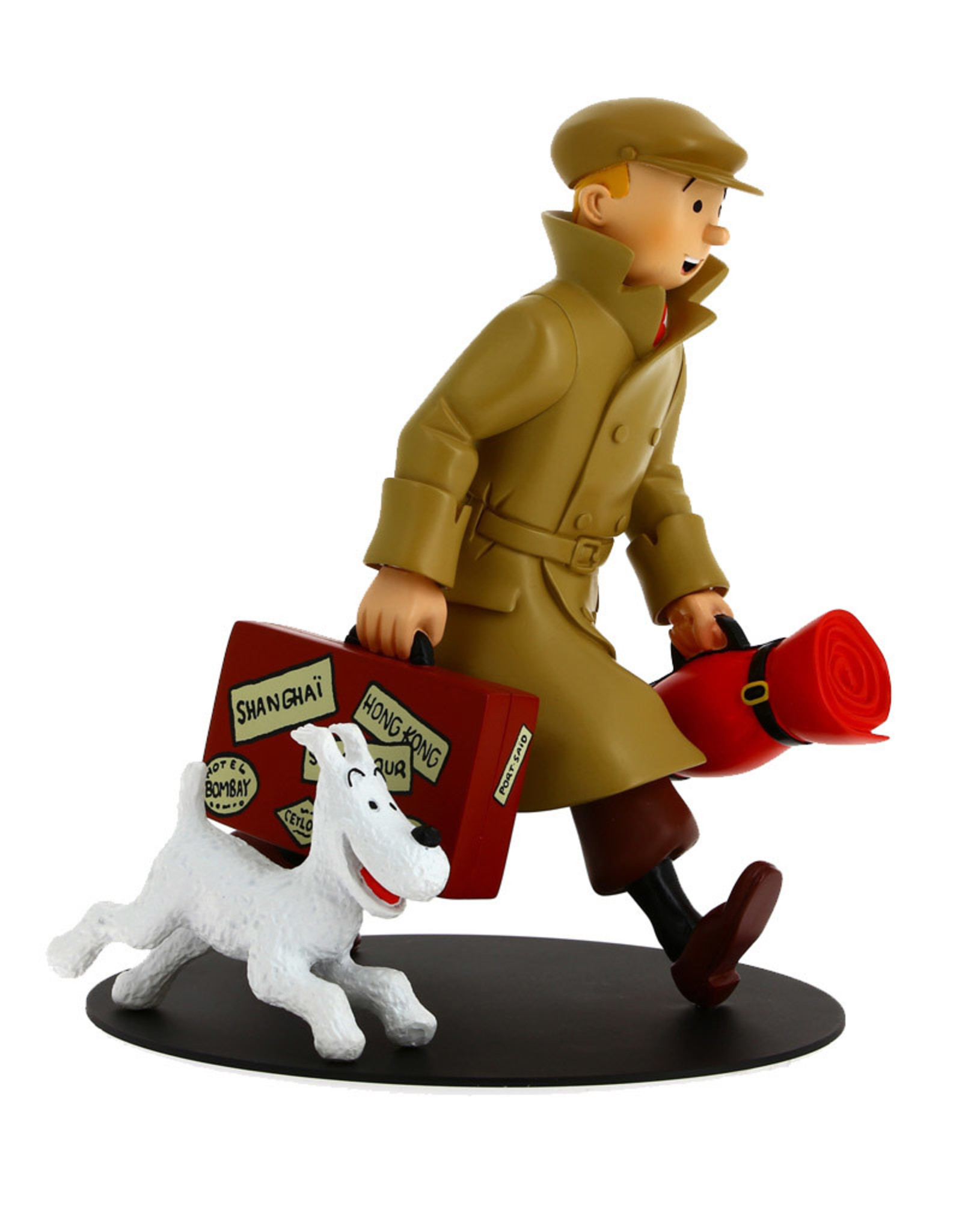 Tintin Tintin ( Resin Figurine 22 cm ) Homecoming