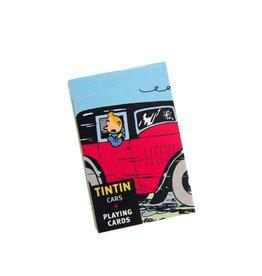 Tintin Tintin ( Playing cards ) cars