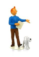 Tintin Tintin ( Musée Imaginaire ) Tintin et Milou