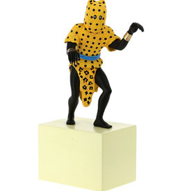 Tintin Tintin ( Musée Imaginaire Collection )  Leopard Man