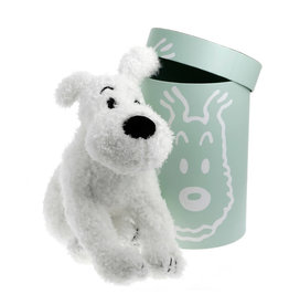 Tintin Tintin ( Milou plush ) with box