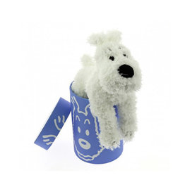Tintin Tintin ( Milou plush 20 cm ) with box