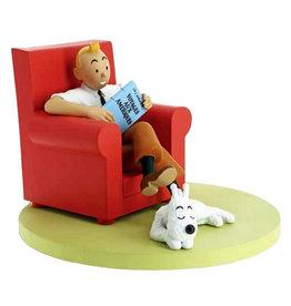 Tintin Tintin ( Les îcones ) Fauteuil