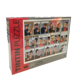 Tintin Tintin ( Casse-tête 500 mcx )
