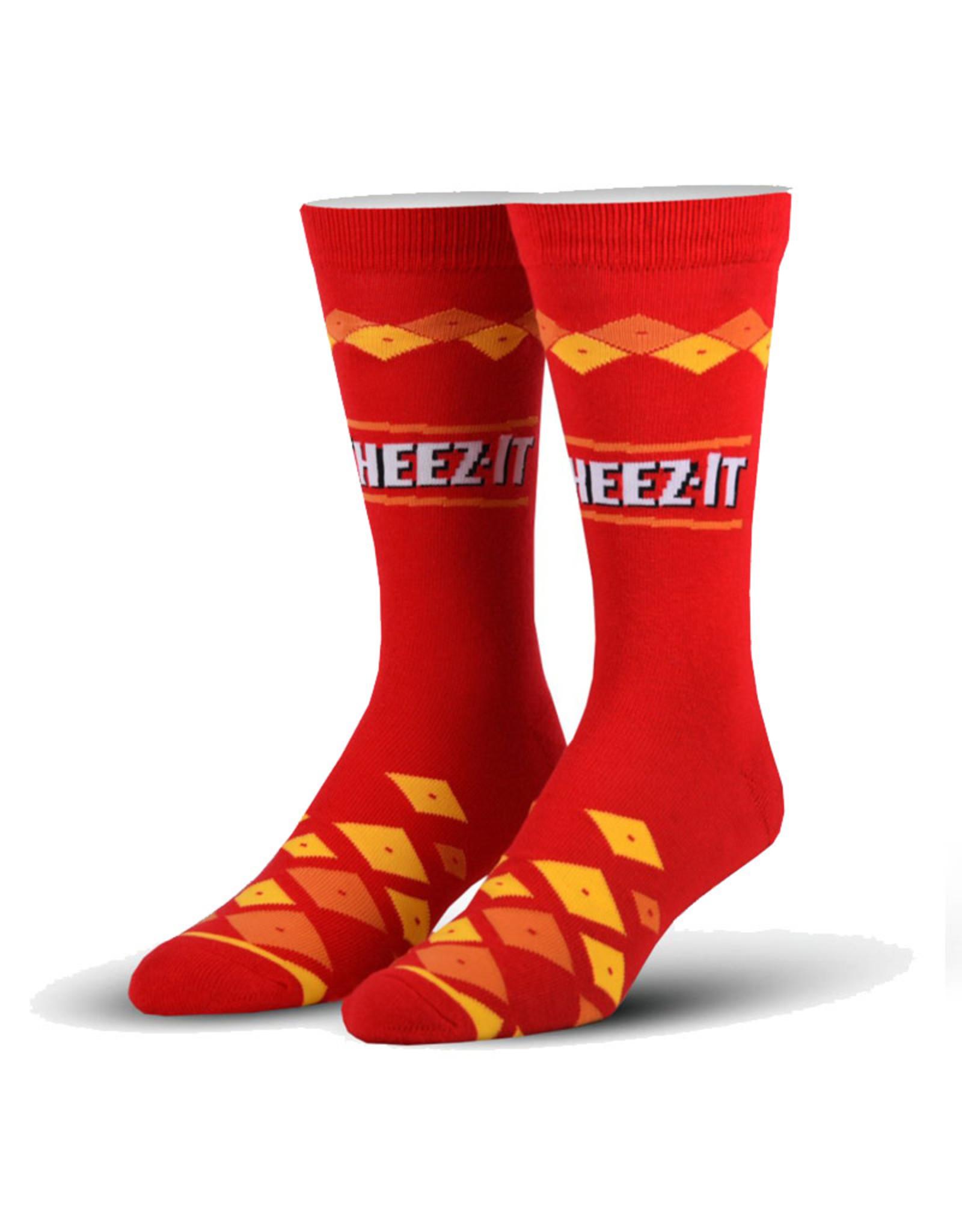 Cheez-it ( Cool Socks Sock )