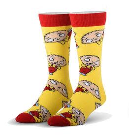 Family Guy Stewie ( Cool Socks )