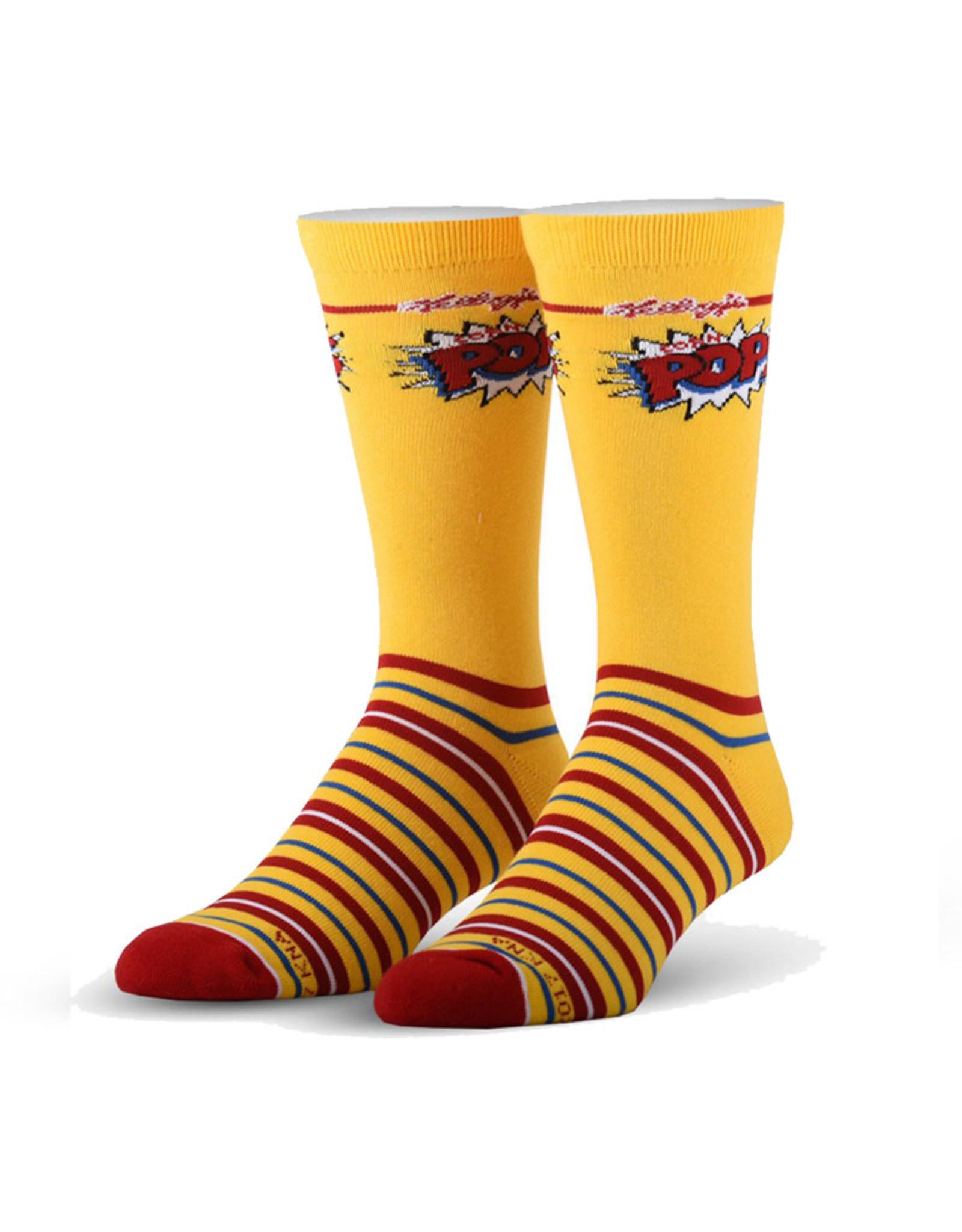 Kellogg's ( Cool Socks Sock ) Corn  Pops