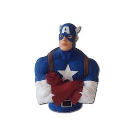 Marvel Captain America ( Bust bank )