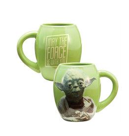 Star Wars Star Wars ( Tasse Ovale ) Yoda