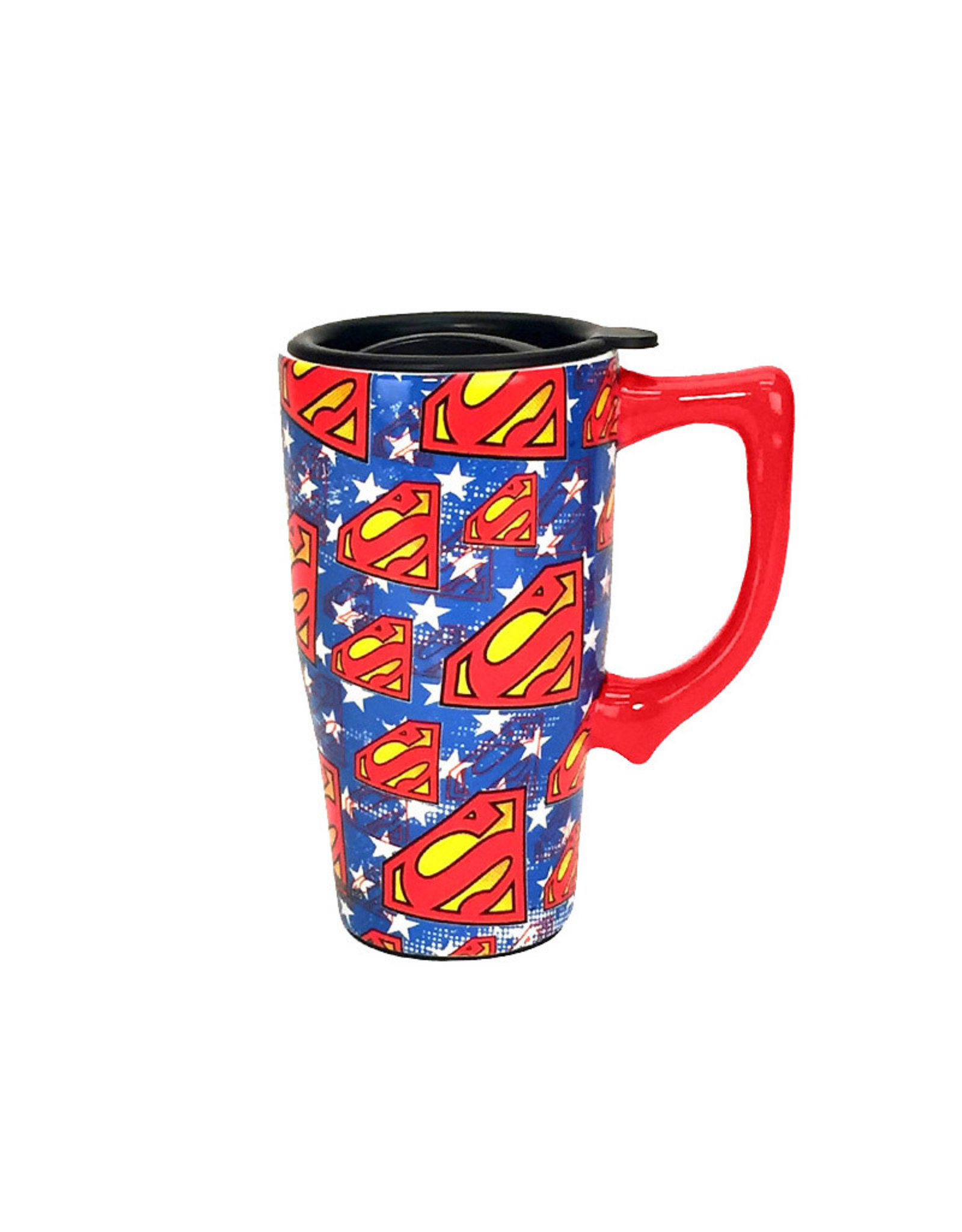 Dc comics Dc Comics  ( Ceramic Travel Mug ) Superman Logo