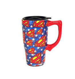 Dc comics Superman ( Tasse de Transport ) logo