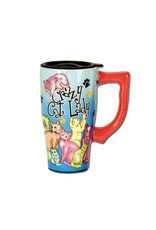 Crazy Cat Lady ( Ceramic Travel Mug )