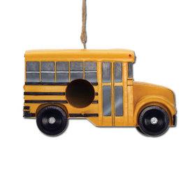 School Bus ( Bird House )