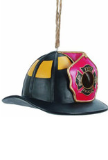 Fire Fighter hat ( Birdhouse )