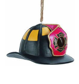 Fire Fighter hat ( Birdhouse )