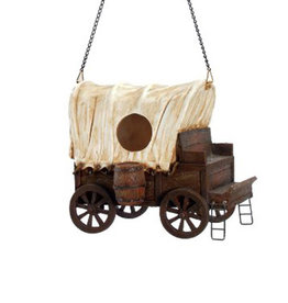 Wagon ( Birdhouse )