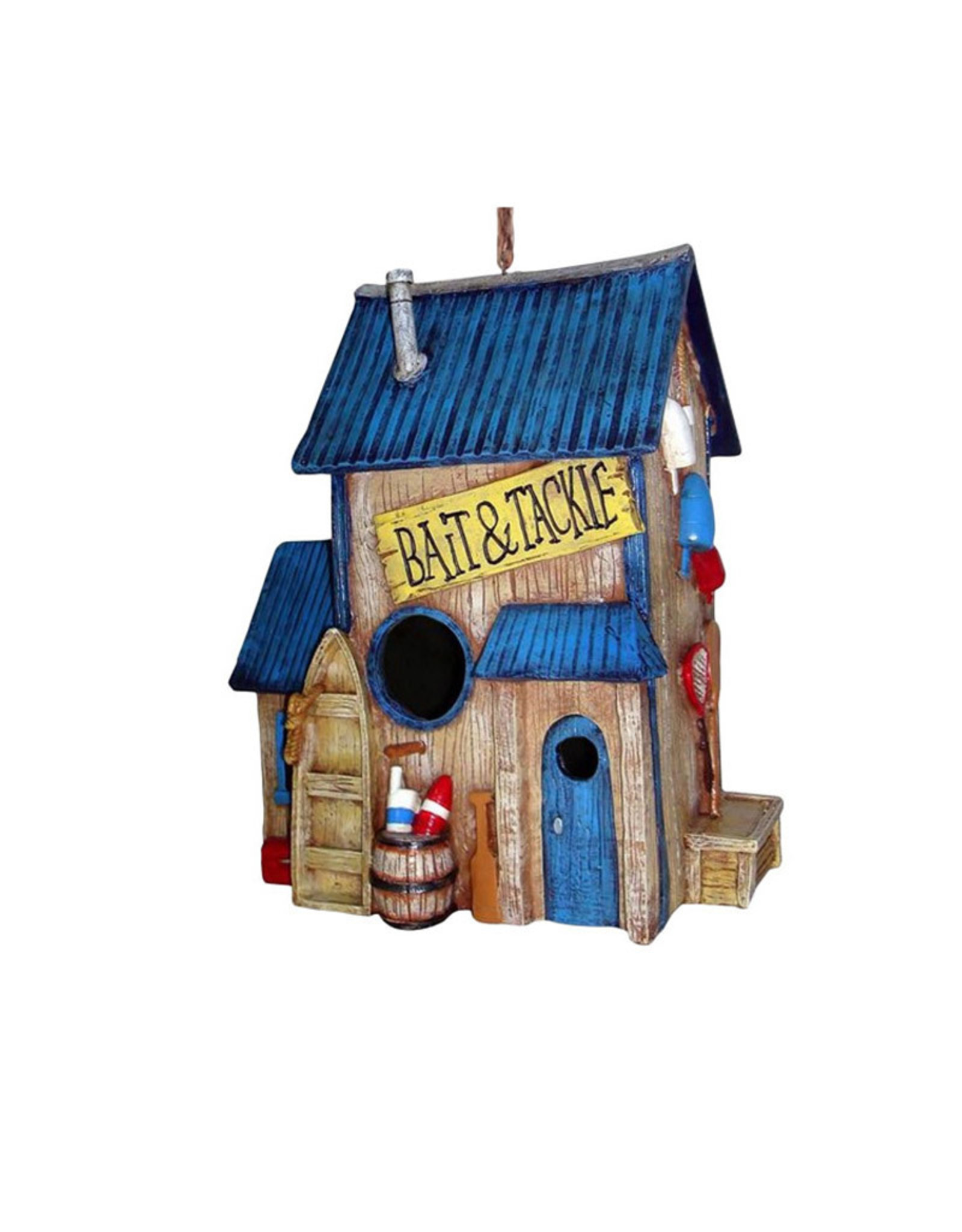 Bait and Tackle ( Birdhouse  )