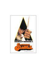Clockwork Orange ( Tin signs 8.5cm x 11.5cm )