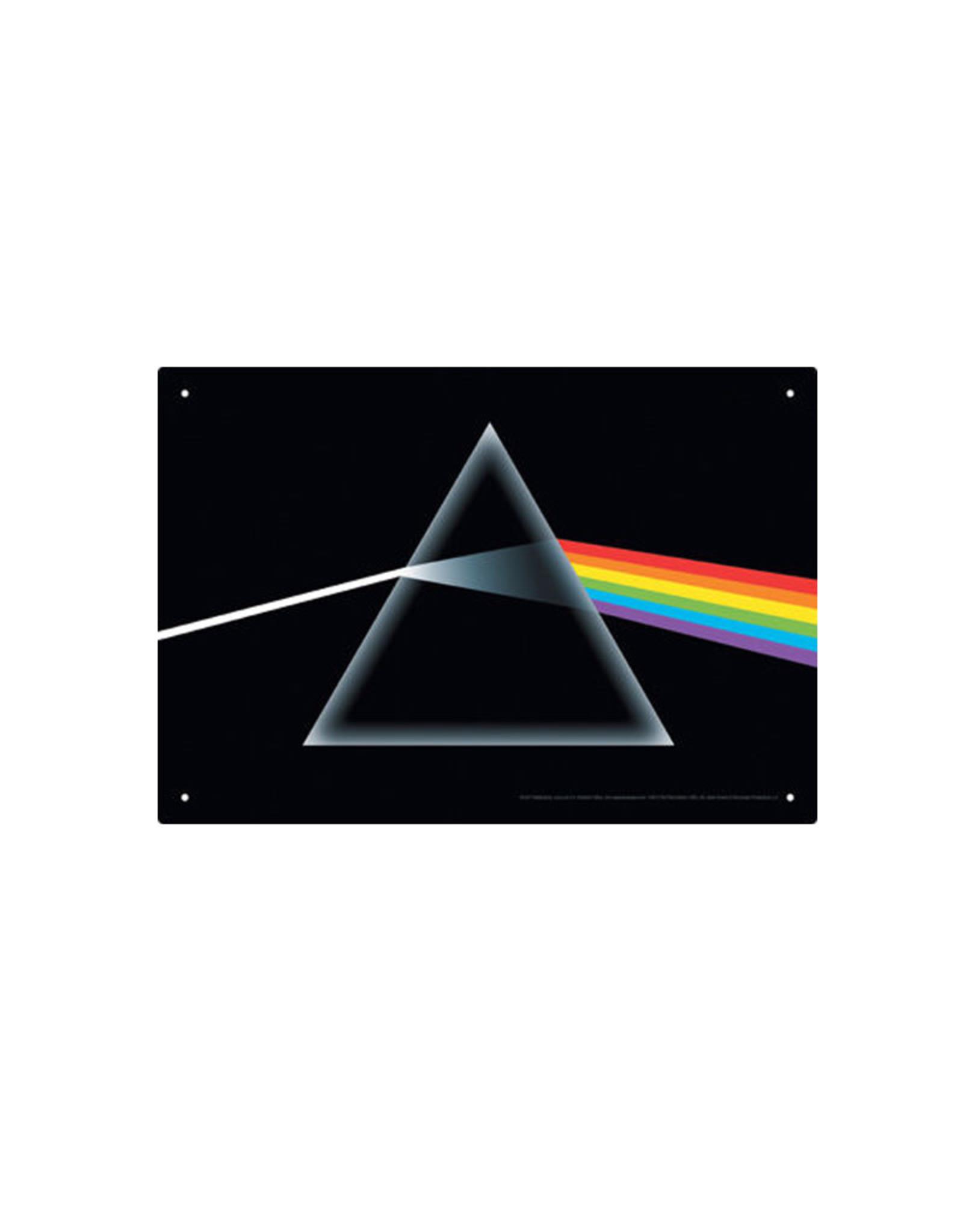 Pink Floyd ( Tin signs 8.5cm x 11.5cm ) Dark Side