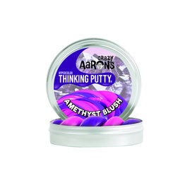 Crazy Aarons Amethyst Blush ( Thinking Putty ) Hypercolors