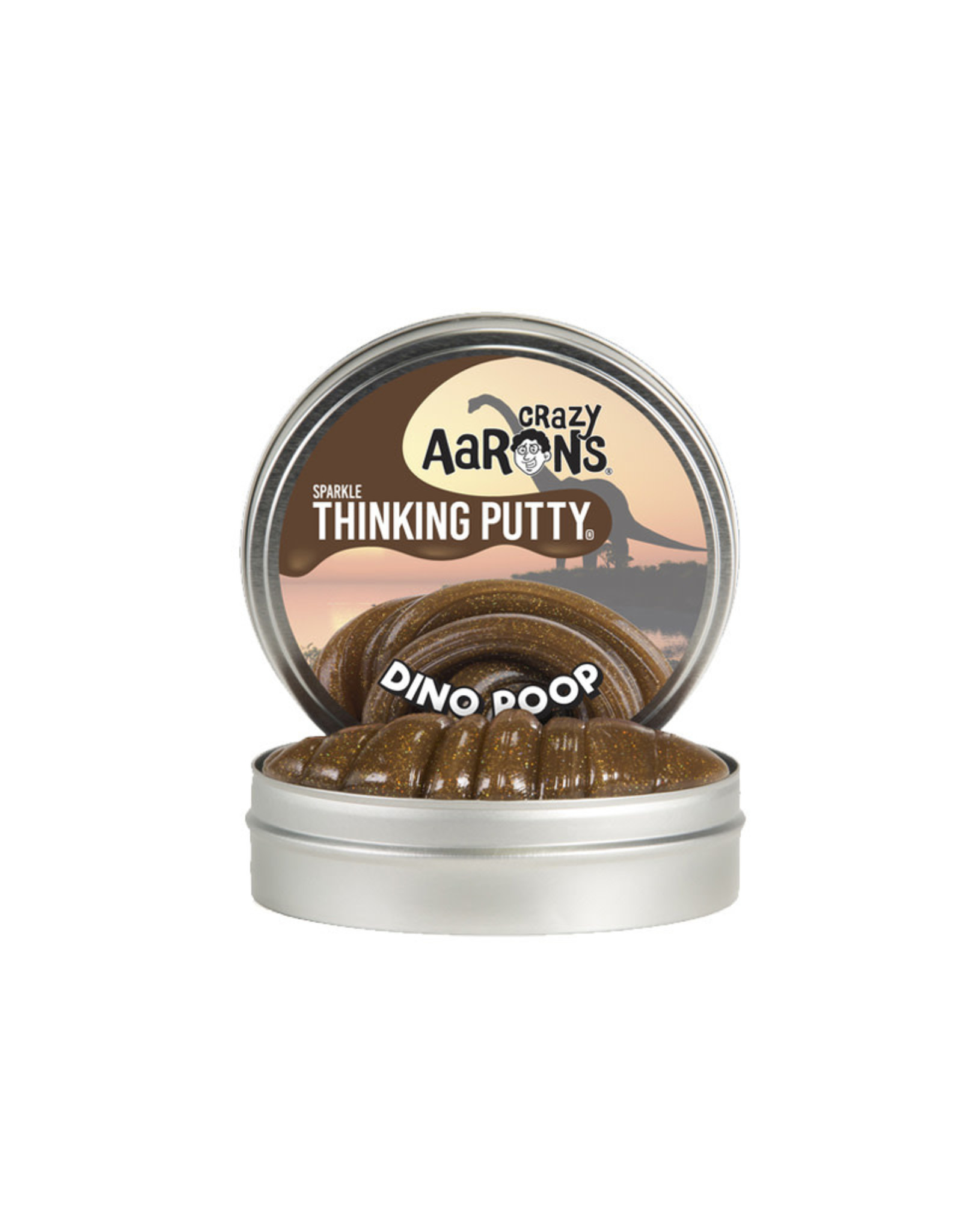 Crazy Aarons Dino Poop ( Thinking Putty )
