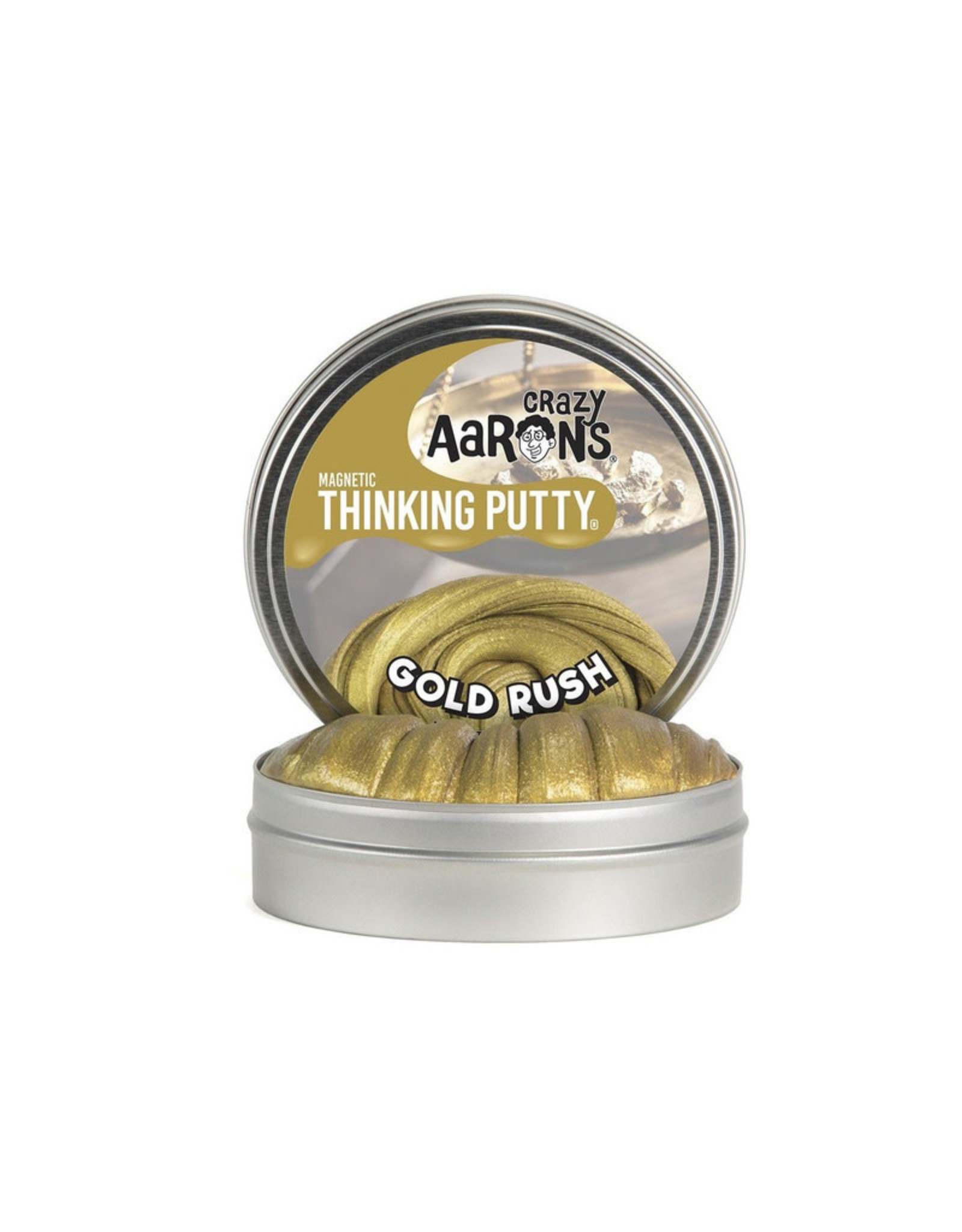 Crazy Aarons Gold Rush ( Thinking Putty ) Magnetics