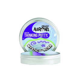 Crazy Aarons Mystic Glacier ( Thinking Putty ) glow charger