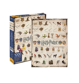 Harry Potter Harry Potter ( Casse tête 1000mcx ) icones