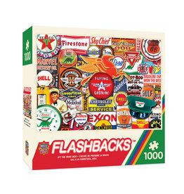 Flashbacks ( Casse tête 1000mcx )