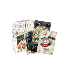 Harry Potter Harry Potter ( Playing cards ) Locations