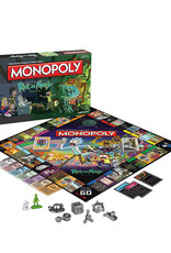 Rick and Morty Rick and Morty ( Monopoly ) english version