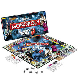 Rolling Stones  ( Monopoly ) version anglaise