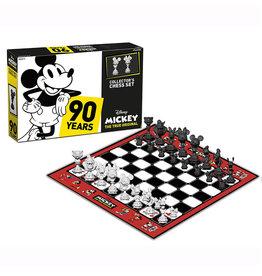Disney Mickey 90 ans ( Jeu d'échec )