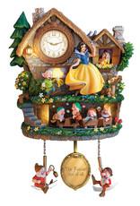Disney Disney ( Animated Clock ) Snow White