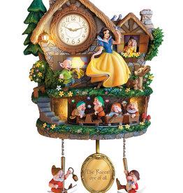 Disney Disney ( Horloge animées ) Blanche-Neige