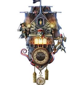 Disney Disney ( Horloge animées ) Pirate des caraïbes