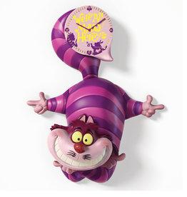 Disney Disney ( Horloge animée ) Chat du Cheshire