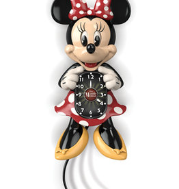 Disney Disney ( Animated Clock ) Minnie