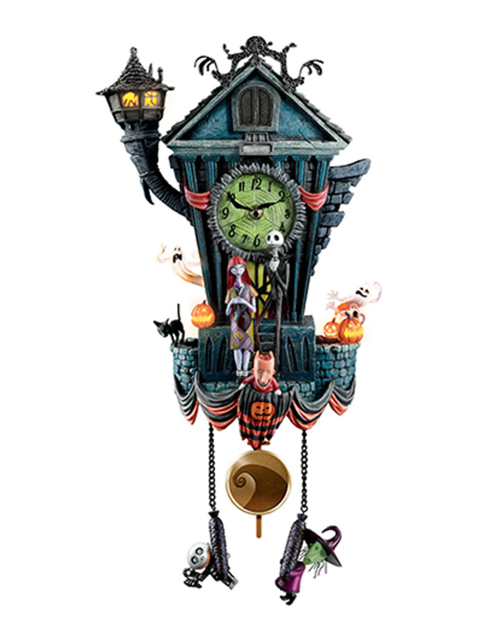 The Nightmare Before Christmas The Nightmare before Christmas ( Animated Clock )