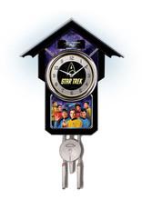 Star Trek ( Animated clock )