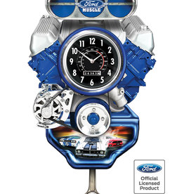 Ford ( Horloge animée )