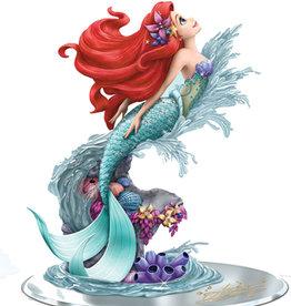 Disney Disney ( Figurine résine sur miroir ) Ariel