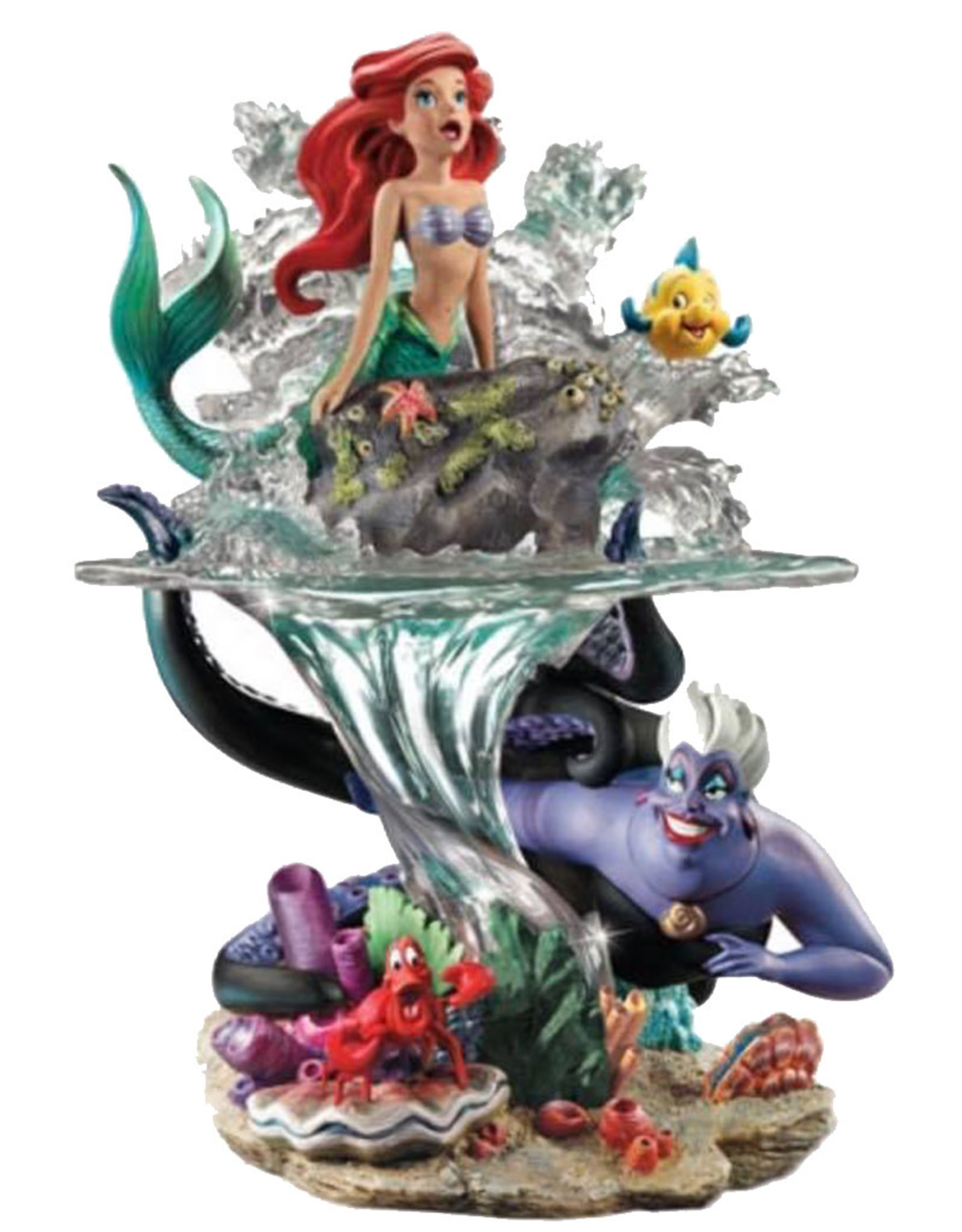 Disney Disney  ( Diorama ) Ariel